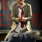 Jack Wharrier as Mark Antony