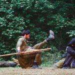 Gavin Fowler as Robin Hood