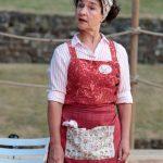 Elaine Caxton as Costard