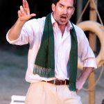 Gavin Fowler as Berowne