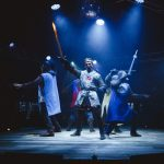 The company of King Arthur