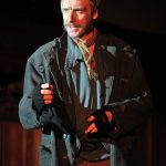 Noel White as Kent in King Lear