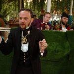 Matt Pinches as Malvolio