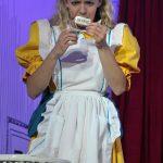 Alicia Bennett as Alice