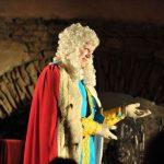 Simon Nock as the King of Hearts