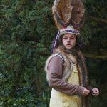 Matt Pinches as Bottom in A Midsummer Night's Dream
