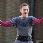 Emily Tucker in Henry V