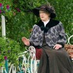 Joan Blackham as Lady Bracknell