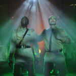 David Carr and Chris Porter as Othello and Iago