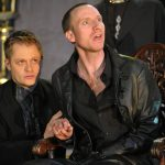 James Chalmers and Timothy Allsop as Duke of Buckingham and Richard