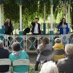 Natasha Rickman, Gavin Fowler, Rosalind Blessed