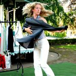 Dani McCallum in The Taming of the Shrew