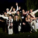 Guildford Shakespeare Company performing The Two Gentlemen of Verona