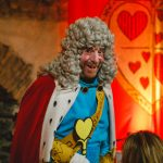 Robert Maskell as The King of Hearts